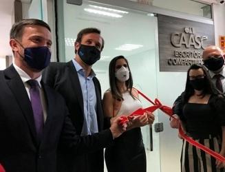 OAB e Caasc Criciúma inauguram Escritório Compartilhado da Advocacia